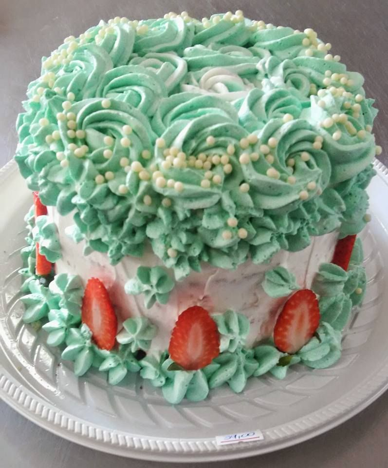 Cake - Morango