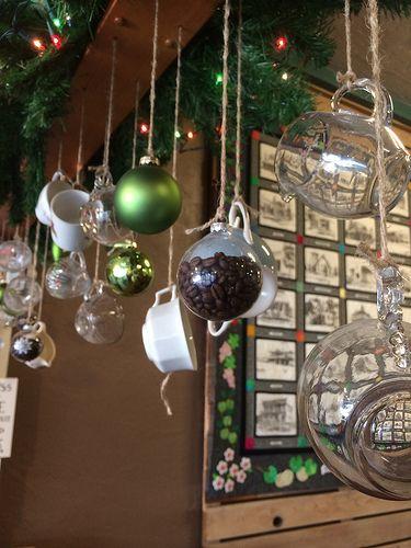 Coffee Christmas Ornaments.Pin On Coffee Shops