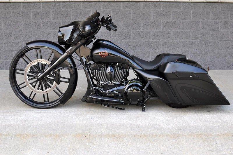 Street Glides Gallery BX Custom Designs Gastonia, NC (704) 824-8533