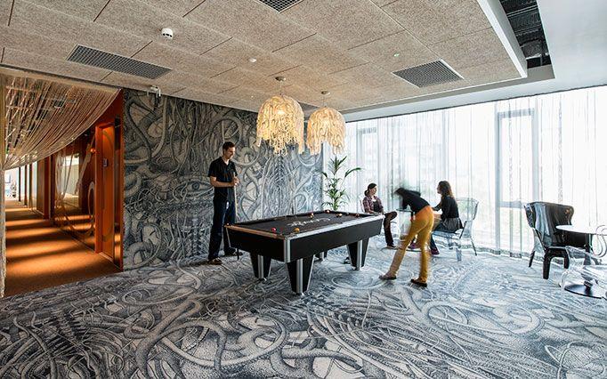 This innovative Danish company creates carpeting products which are breathtaking works of art.  Egetæpper - væg til væg tæpper og tæppefliser i høj kvalitet