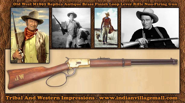 Old West Schofield Wyatt Earp Nickel Finish Pistol - Non-Firing ...