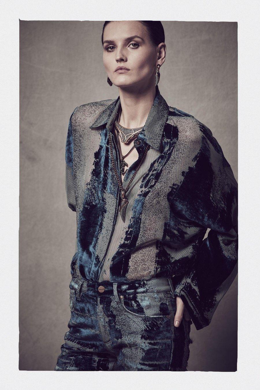 Roberto Cavalli Pre-Fall 2020 Fashion Show