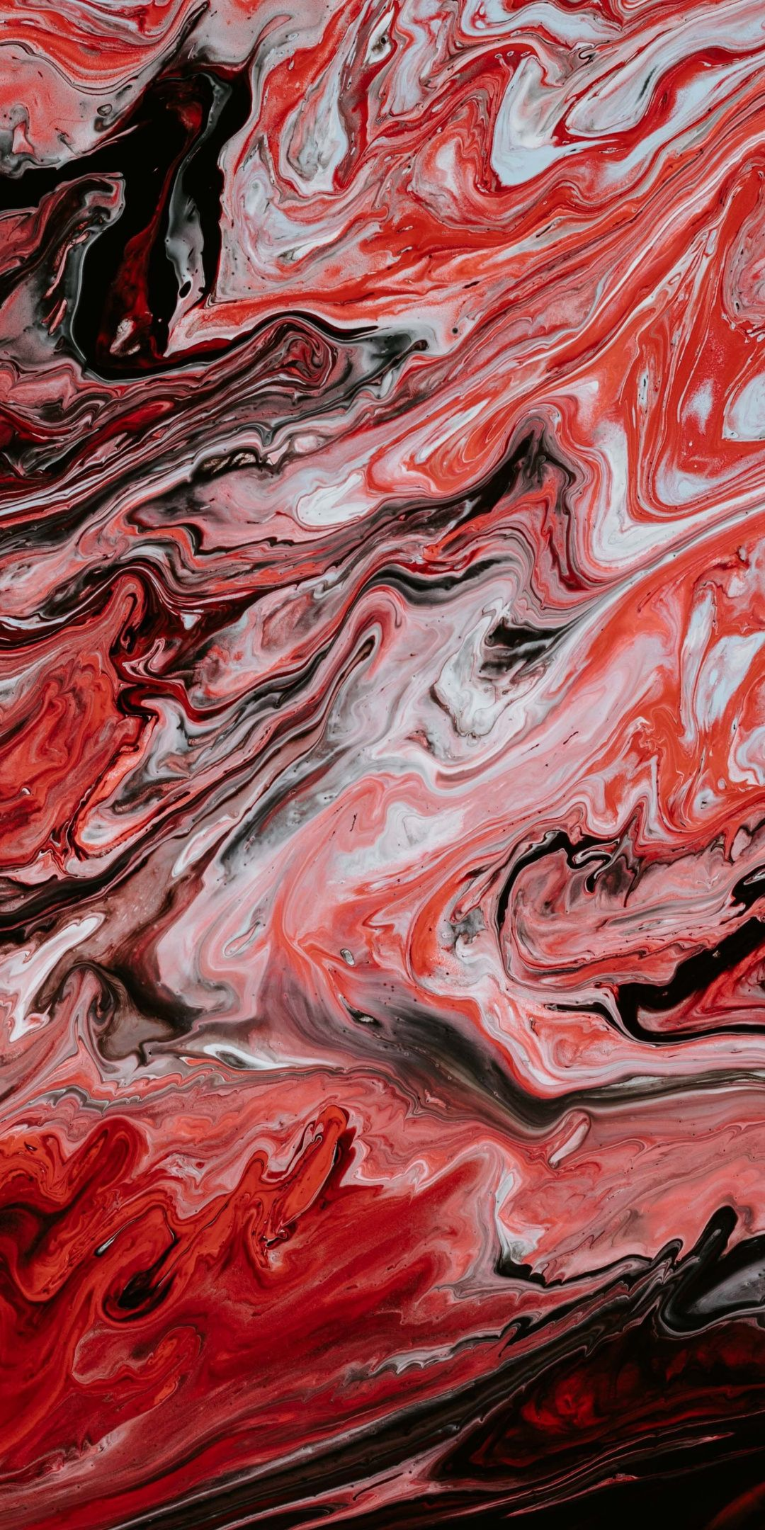 Red Canvas Texture Artwork 1080x2160 Wallpaper Marble Wallpaper Phone Red Wallpaper Textured Artwork