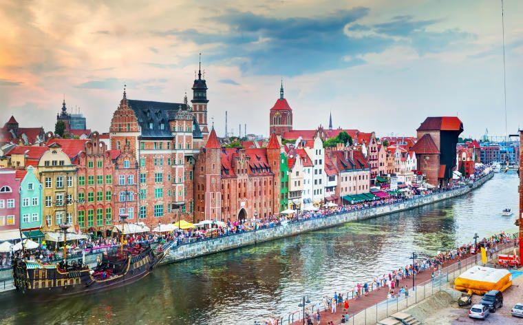 Blant Polens byer finner du en rekke fantastiske reisemål – med herlige matopplevelser og historierike dager i spennende hansabyer. La deg fascinere!