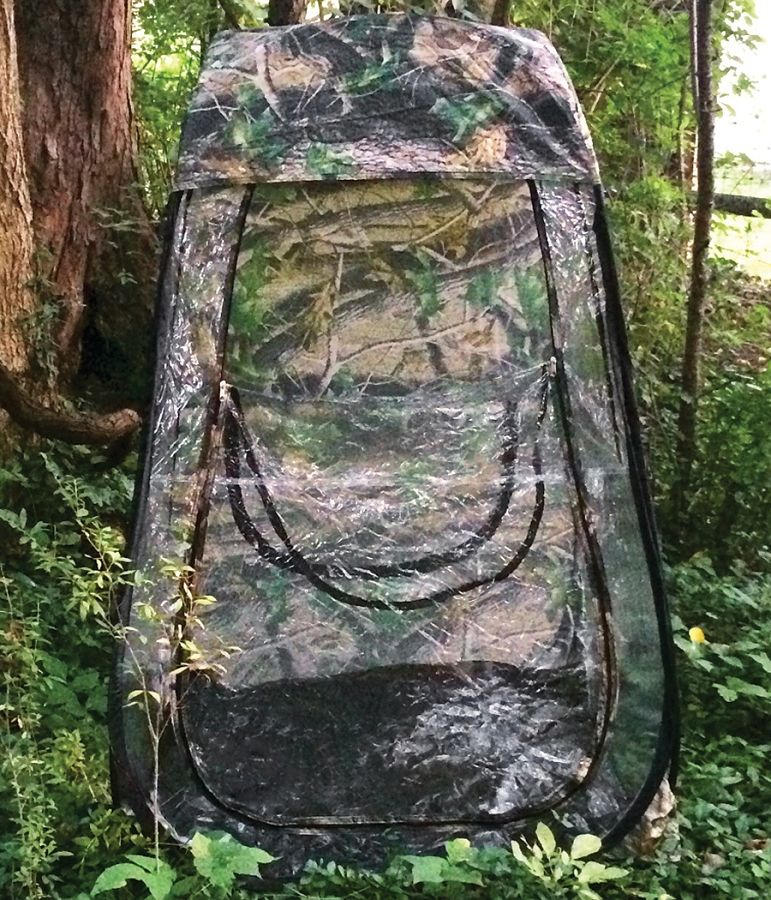 Under The Weather Personal Pop-Up Tent CAMO & Under The Weather Personal Pop-Up Tent CAMO | Purchase ...