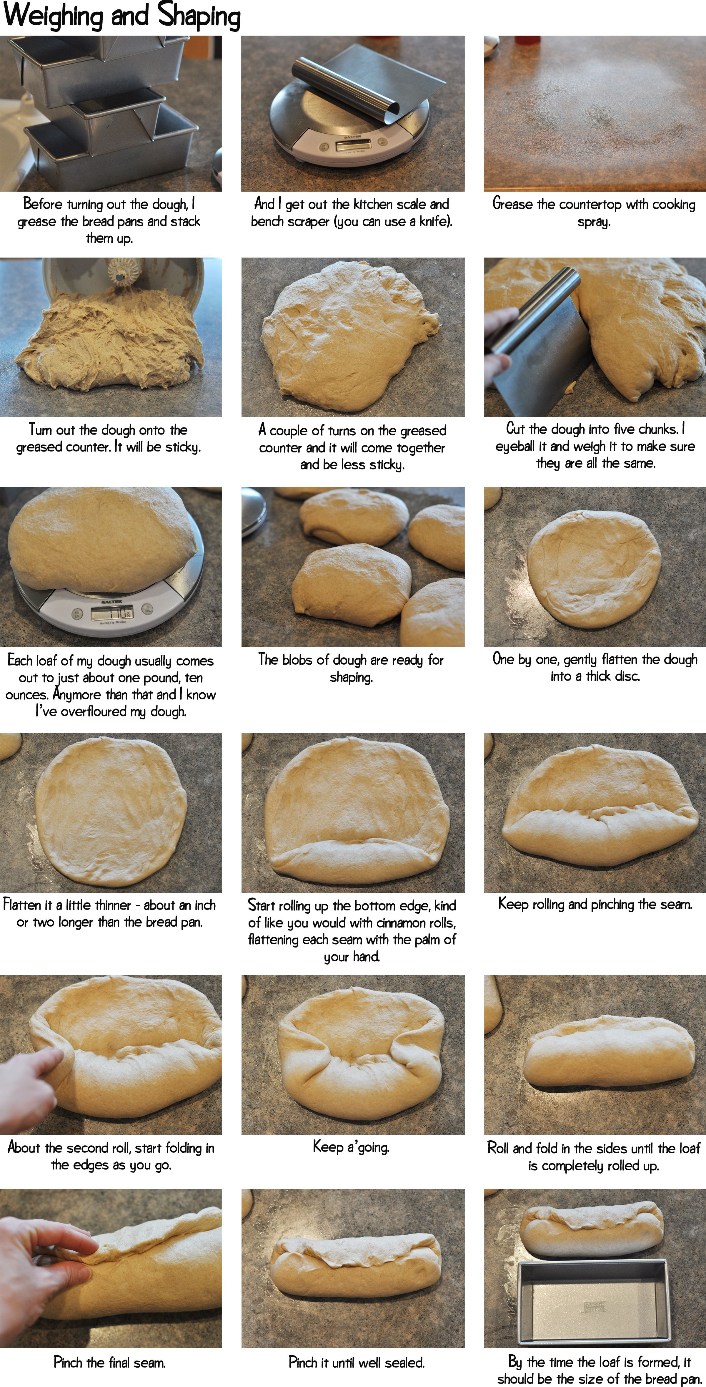 Yeast Muffins - 8 Step-by-Step Recipes 4