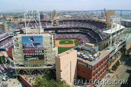 Petco Park San Diego Ca Home Of The Mlb San Diego Padres Petco Park Petco Baseball Park