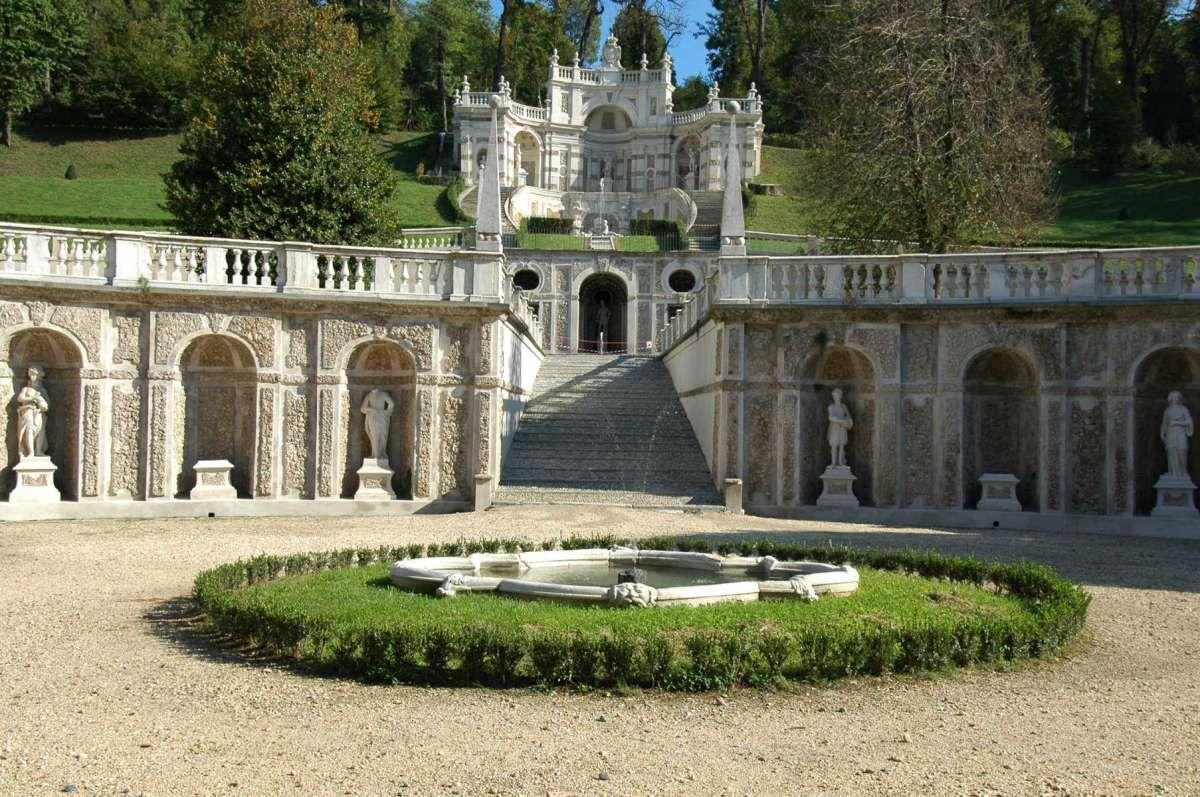 Villa della Regina is an eighteenthcentury villa located