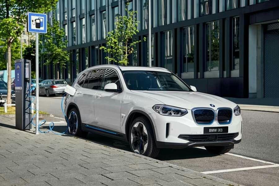 2020 Bmw Ix3 In 2020 Bmw Bmw Electric Dream Cars Bmw