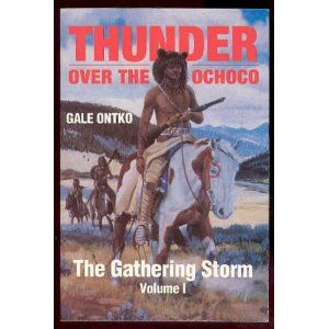 Thunder over the Ochoco. The first of a 5 volume series.  'A history of conquitaors and fur trappers, of merchants and missionaries.  The history of an Indian War that was one of the longest and bloodiest conflicts ever fought on American soil, but for political and economic reasons was covered up for decades'