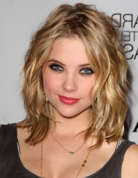 Best Medium Hairstyles For Thick Hair Oval Face Hair