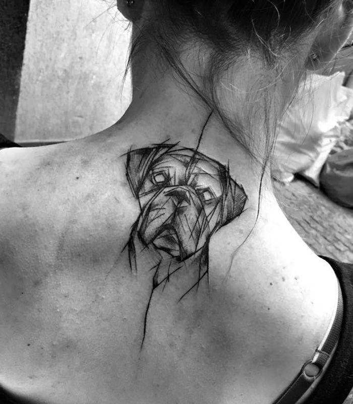 294 Of The Best Dog Tattoo Ideas Ever Dog Tattoos Boxer Dog Tattoo Boxer Tattoo