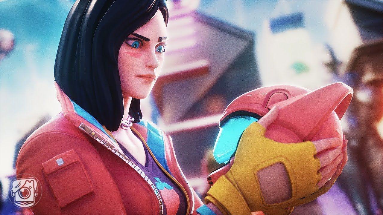 Rox The New Hero New Season 9 A Fortnite Brief Movie Fortnite Thumbnail Best Gaming Wallpapers Fortnite
