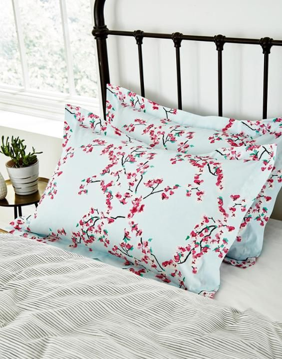 Blossom Pink Oxford Pillowcase