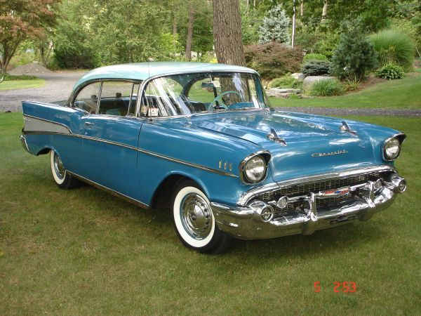 57 Chevy Perfection Just Pure Classic Perfection Classic