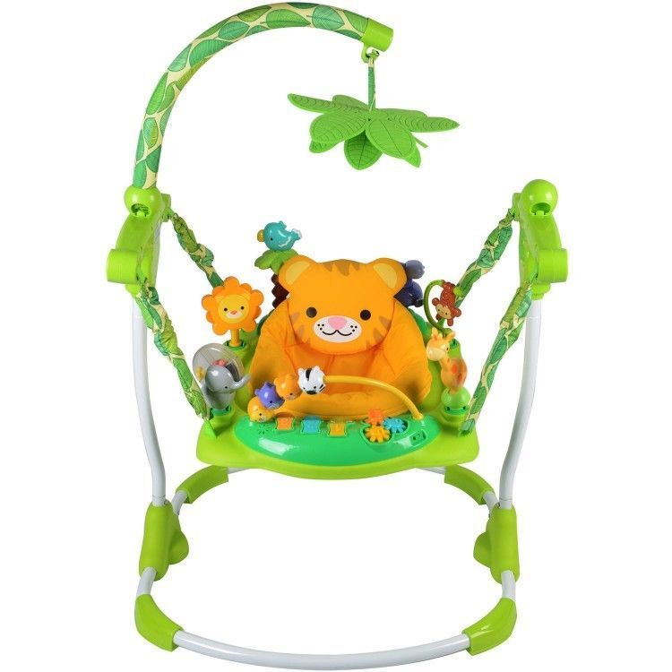 6dbb14652 Baby Activity Center Jumper Musical Bouncer Lightweight Portable Gym ...
