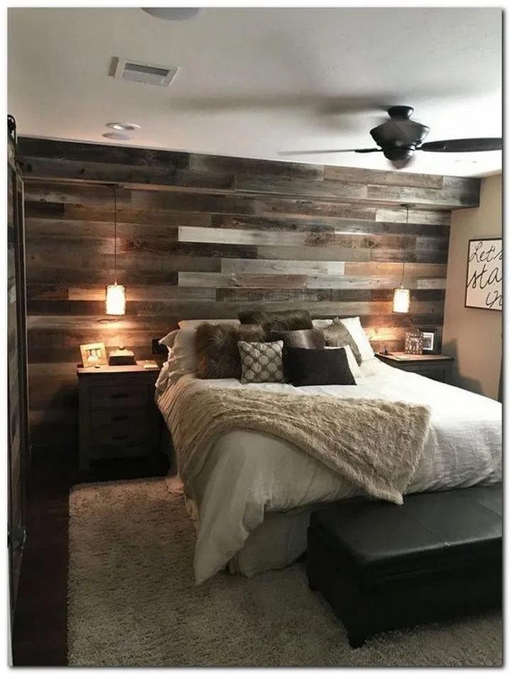 15 Small Master Bedroom Ideas For Couples Decor Bedroomideas Romanticcouple Bedroomdecor Rustic Master Bedroom Small Master Bedroom Master Bedrooms Decor