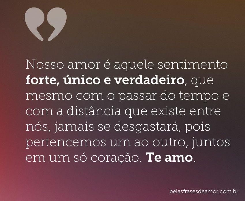 Frases De Amor Para Namorado Que Mora Longe Frases Daora Amor