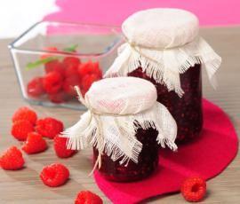 Recept Malinová marmeláda od Vorwerk vývoj receptů - Recept z kategorie Marmelády a sladké pomazánky