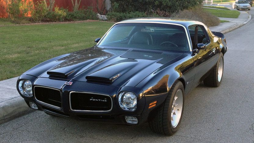 1972 Pontiac Firebird Formula 501 530 Hp 5 Speed Pontiac Firebird Pontiac Classic Cars Muscle