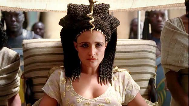 "Rome: ""De Patre Vostro"". - Alexandra Leaving | Rome hbo, Cleopatra, Caesar  and cleopatra"