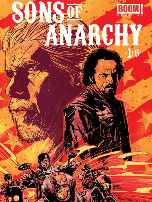 Sons Of Anarchy Rolls Into The World Of Comic Books Sons Of Anarchy Book Sons Of Anarchy Anarchy