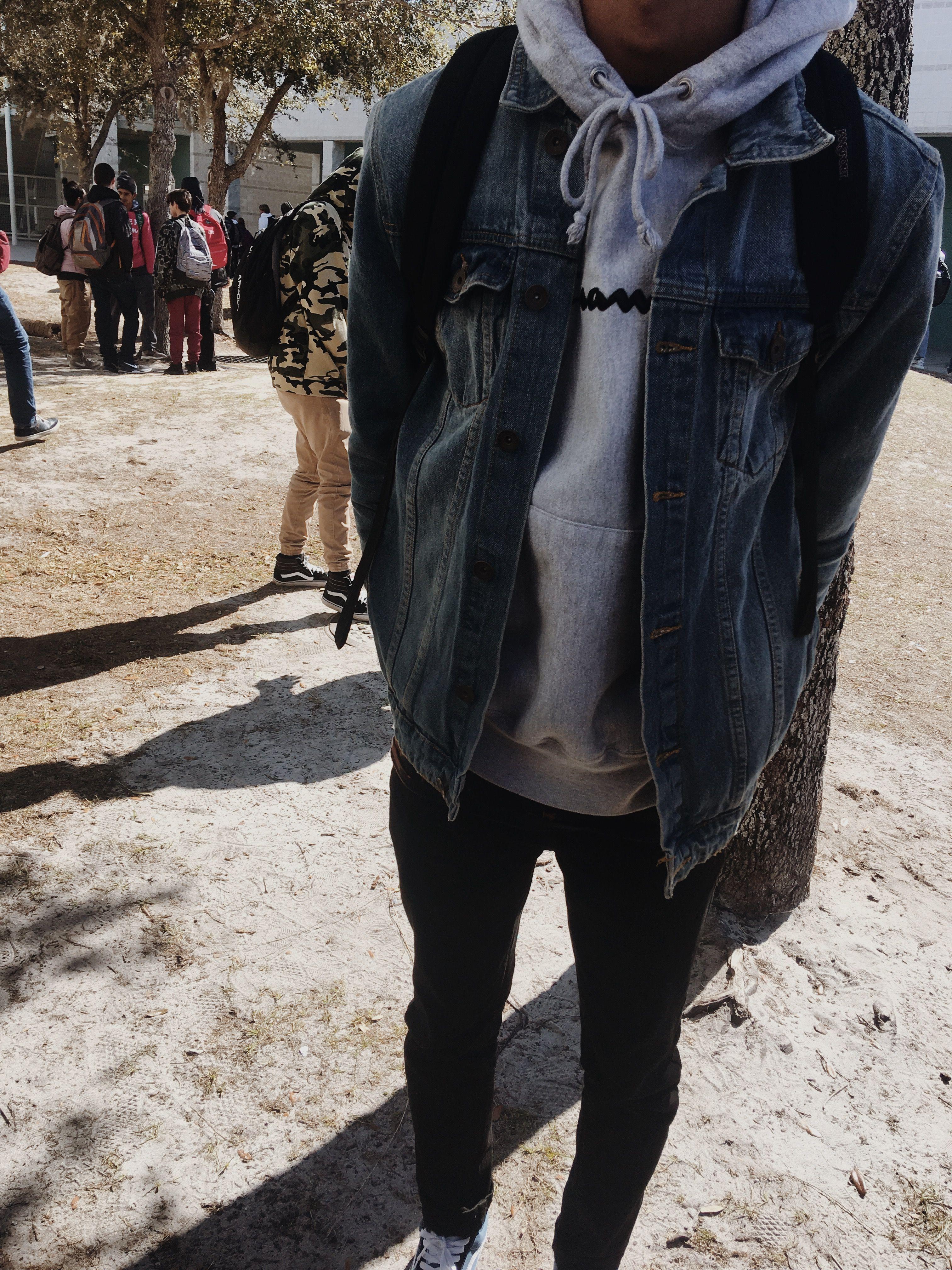 Levi Jean Jacket Champion Hoodie Zara Jeans Hoodie Zara Levi Jean Jacket Fashion [ 4032 x 3024 Pixel ]