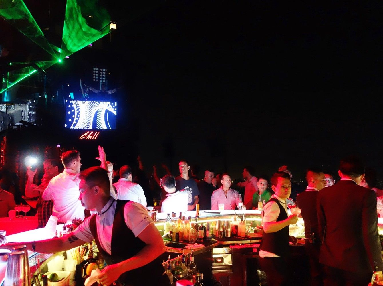 Chill Sky Bar Saigon View - Ho Chi Minh City Nightlife