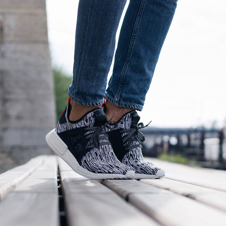 NMD XR1 Black White Alpha Aviation Inc.