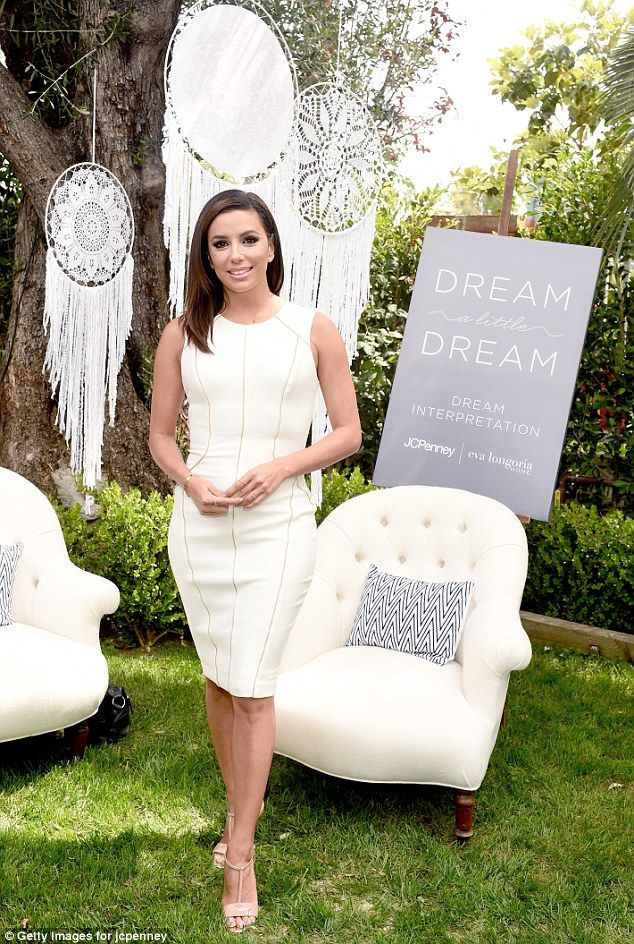Eva Longoria debuts her first collection of home goods