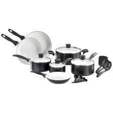 Healthy Cook Ceramic 16 Piece Cookware Set