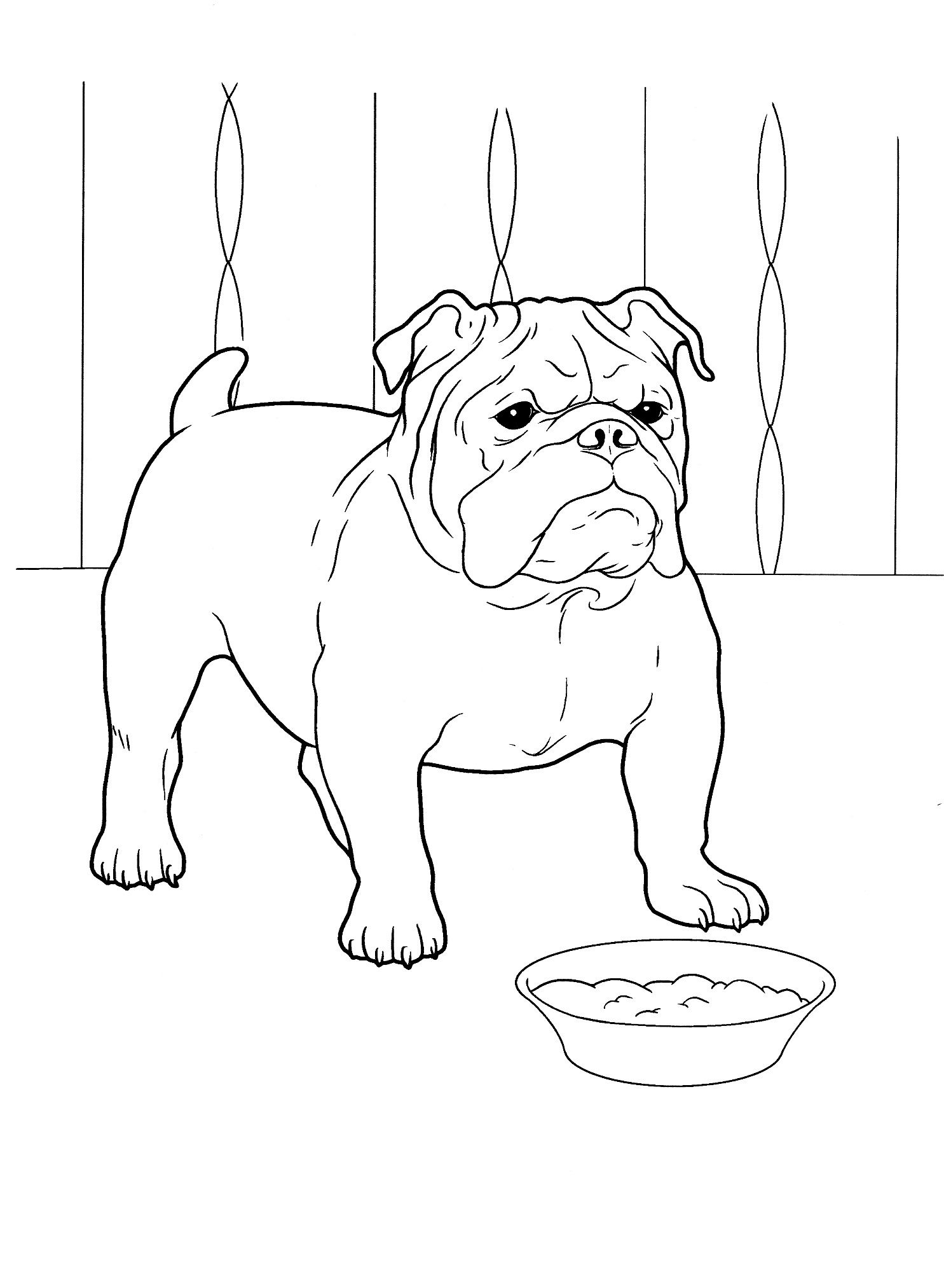 Dog Coloring Pages Coloring Pages Dog Coloring Page Dog