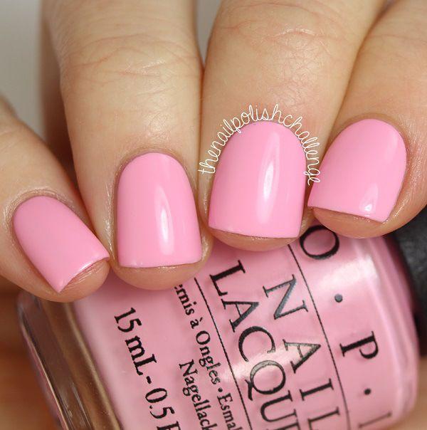 Uñas decoradas de rosa - Pink Nail Art | Uñas rosa - Pink nails ...