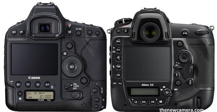 Canon 1dx Mark Ii Vs Nikon D5 Canon 1dx Mark Ii Nikon Canon