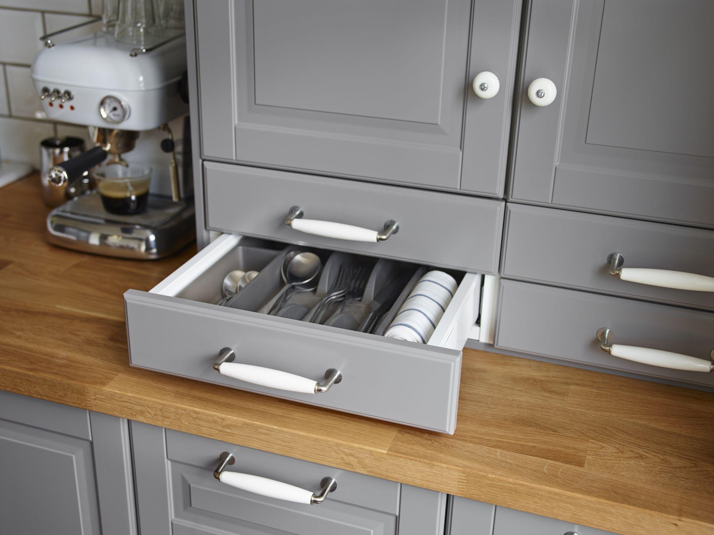 Geef je fantasie de ruimte met ons nieuwe metod keukensysteem
