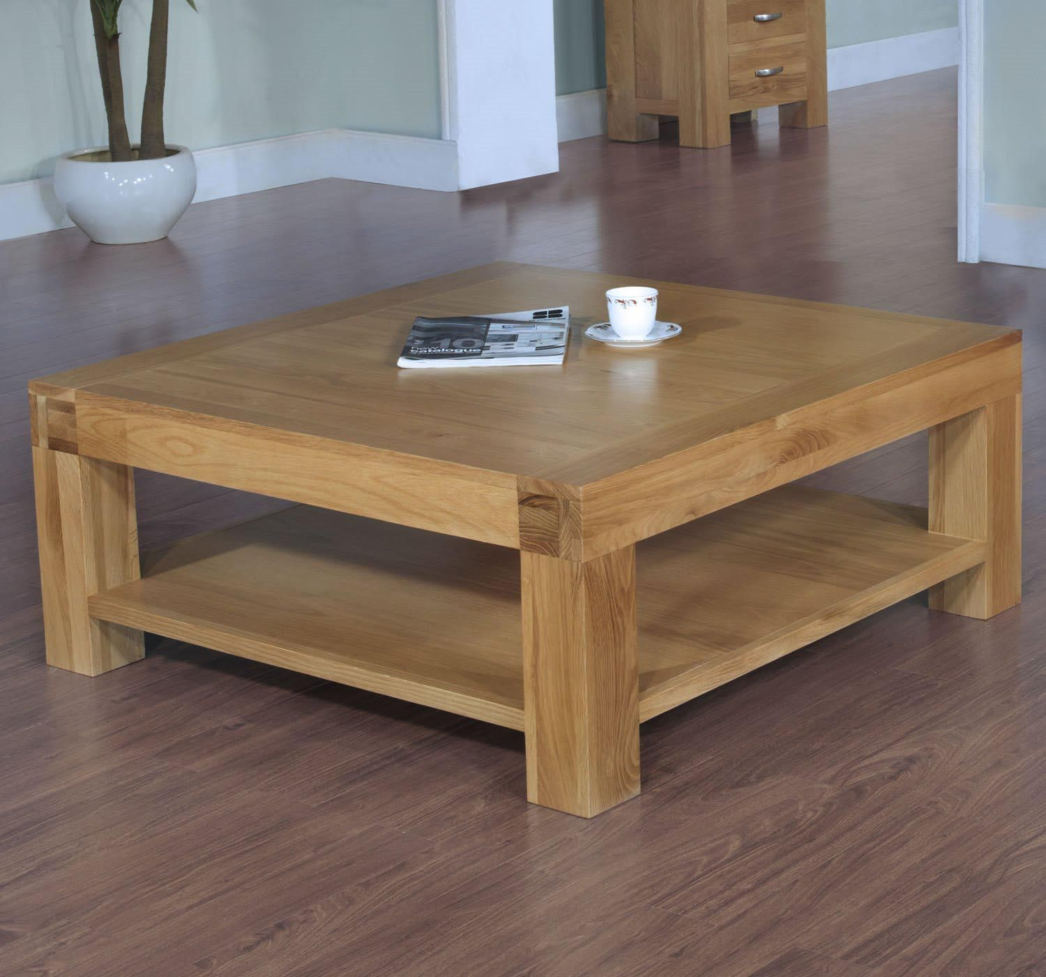 Pine Square Coffee Table Square Wood Coffee Table Coffee Table Wood Coffee Table