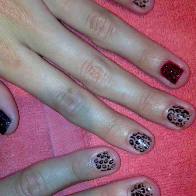 Nails by Erin Hart | Nails | Pinterest | Mesas, Natural nails and ...