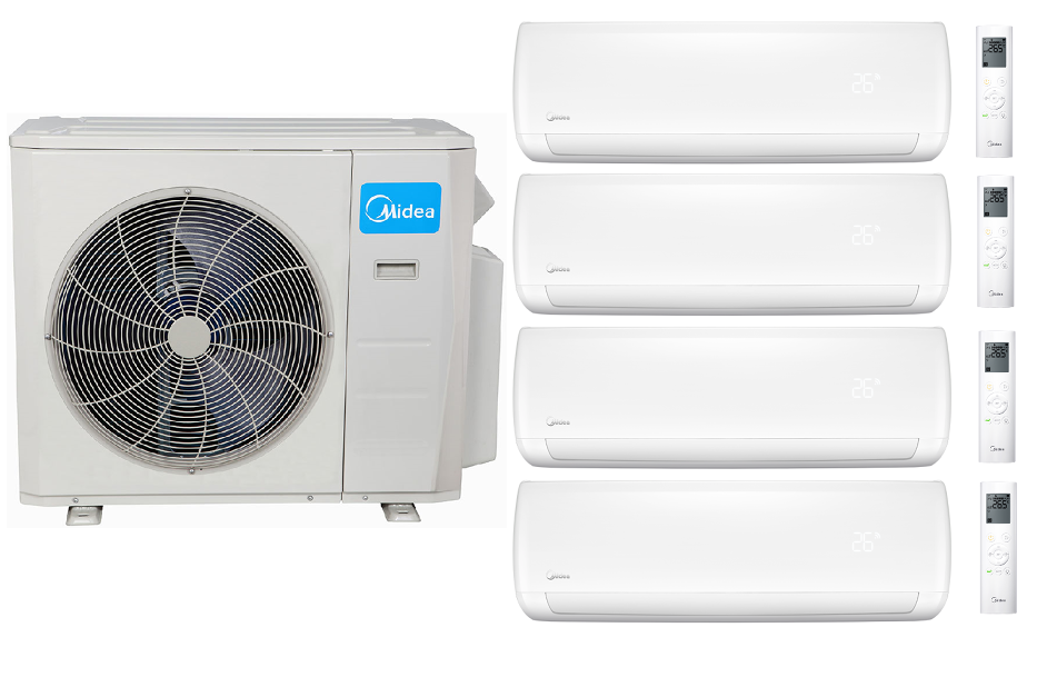 Midea Quad Zone in Shop our