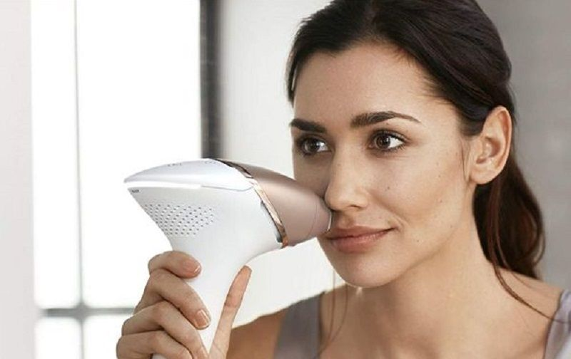ليزر براون براون سيلك اكسبرت جهاز براون لازالة الشعر بالليزر Braun Ipl Ipl Braun