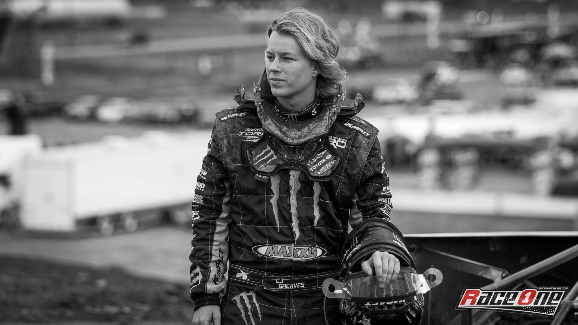 CJ Greaves Off road racing, Road racing, Racing