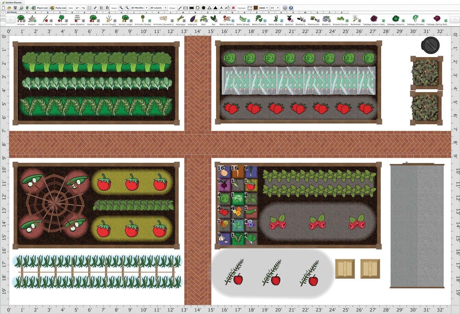 Mom Loves 2 Read Plan Implement And Track Your Gardening With