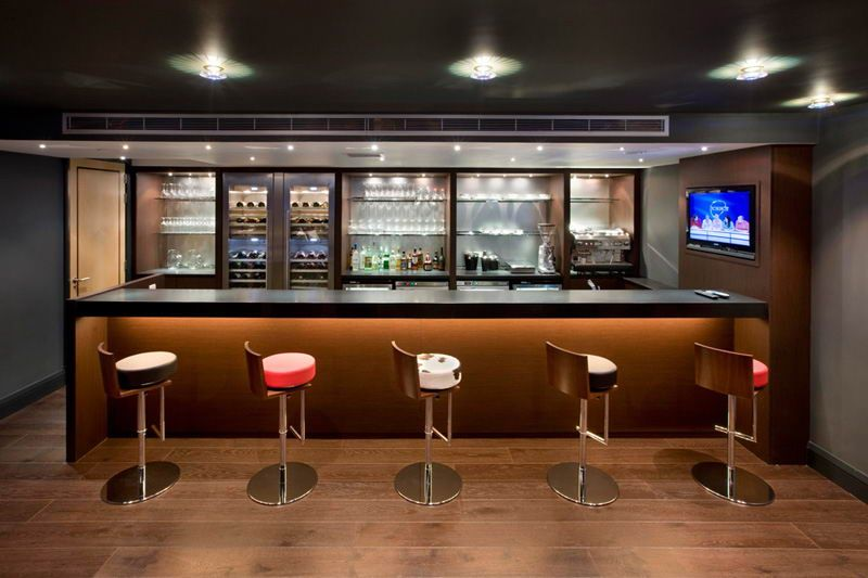 Modern Bar Counter Designs For Home   Modern Living Room Design