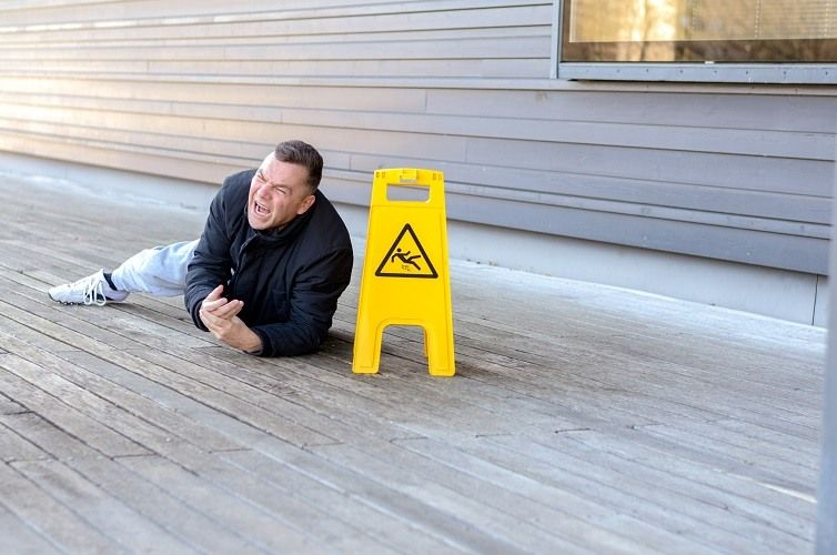 This Case Shows Difficulties Of Slip And Fall Slip And Fall