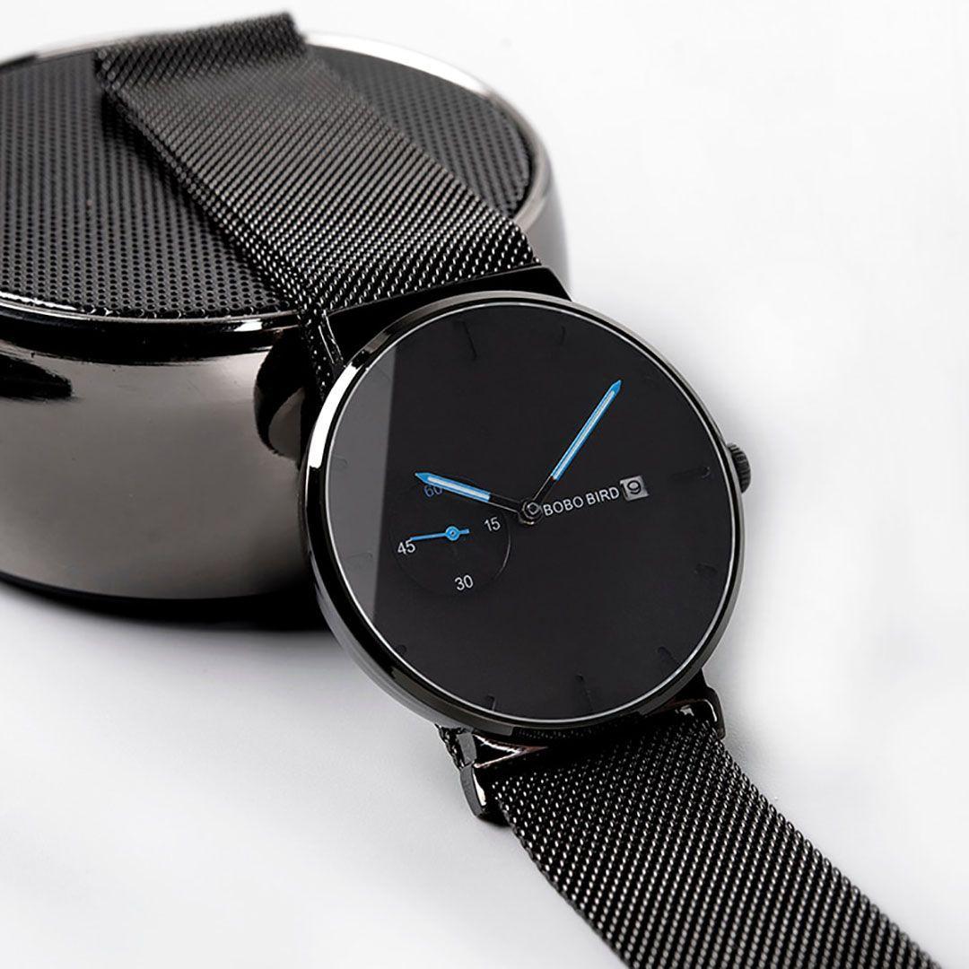 Die Schonste Manner Uhr Schlicht Edel In 2020 Beautiful Mens Watches Watches For Men Quartz Watch