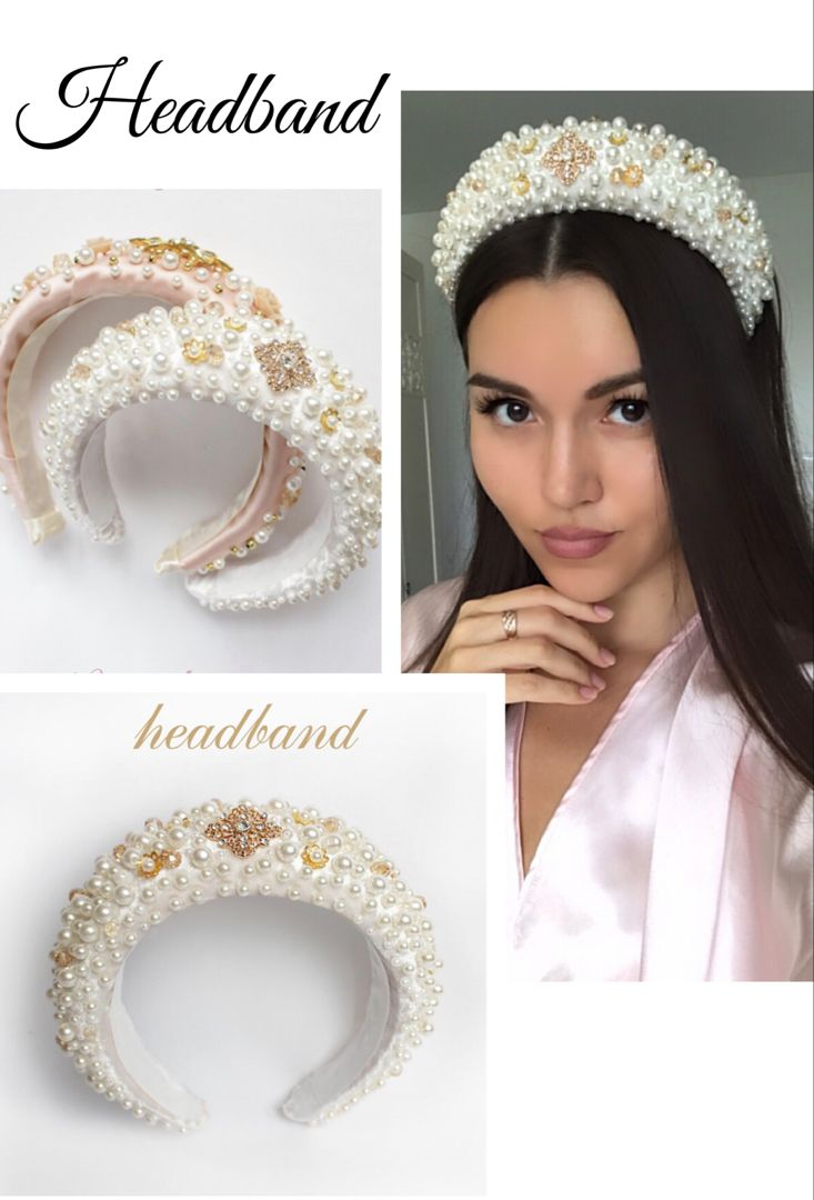 Headpiece crown tiara for bridal  #bridalheadpieces