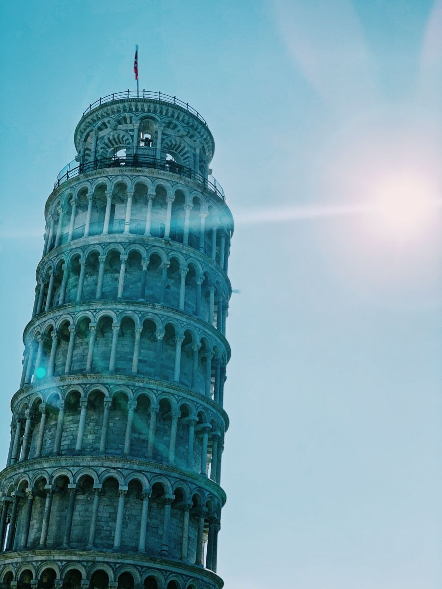 Pin By Athi B On Travel Leaning Tower Of Pisa Pisa Leaning Tower