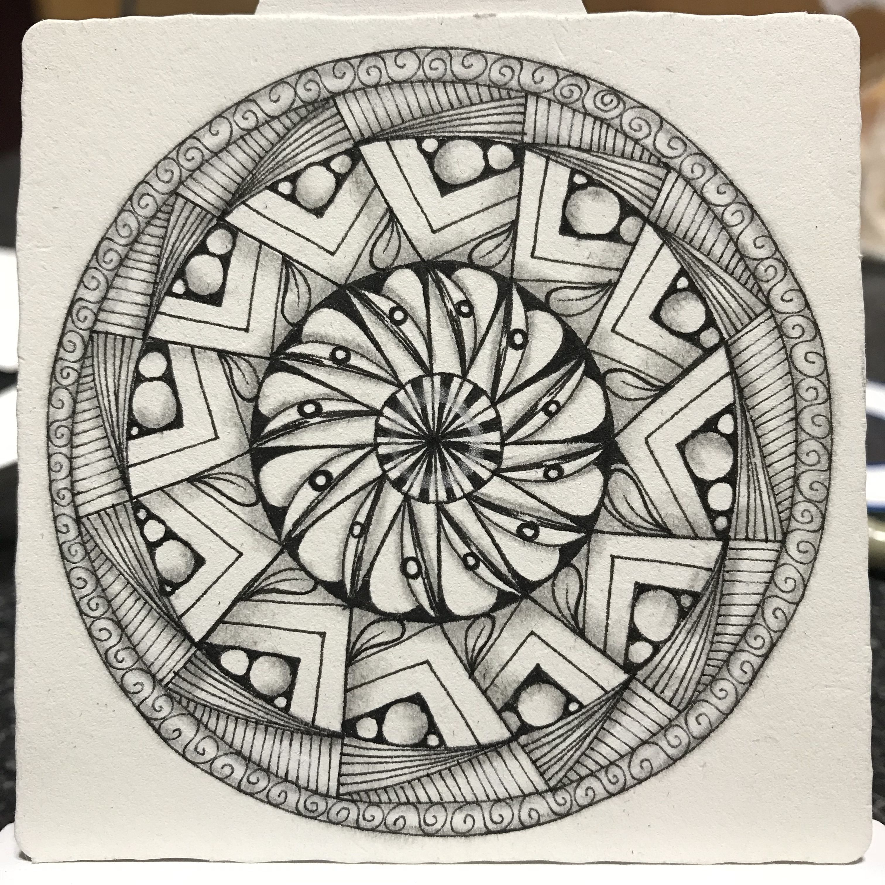 Pin By Melissa Lunn Sykes On DOODLES CIRCLES