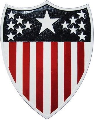 #Military Plaques .com's plaque for the Adjutant General seal. Their mission is to provide personnel and administration support to Army field commanders