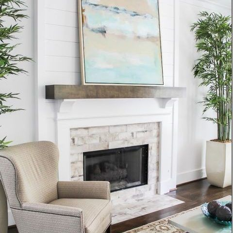 Chimeneas acogedoras para decorar tu casa Decoracion Interiores