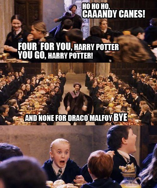 Harry Potter/Mean Girls Memes